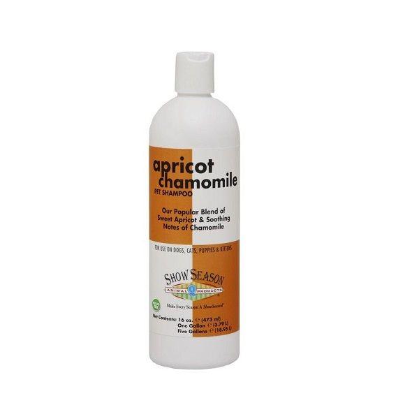 Šampón Apricot